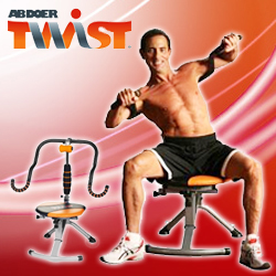 Ab Doer Twist for your Abs and whole body